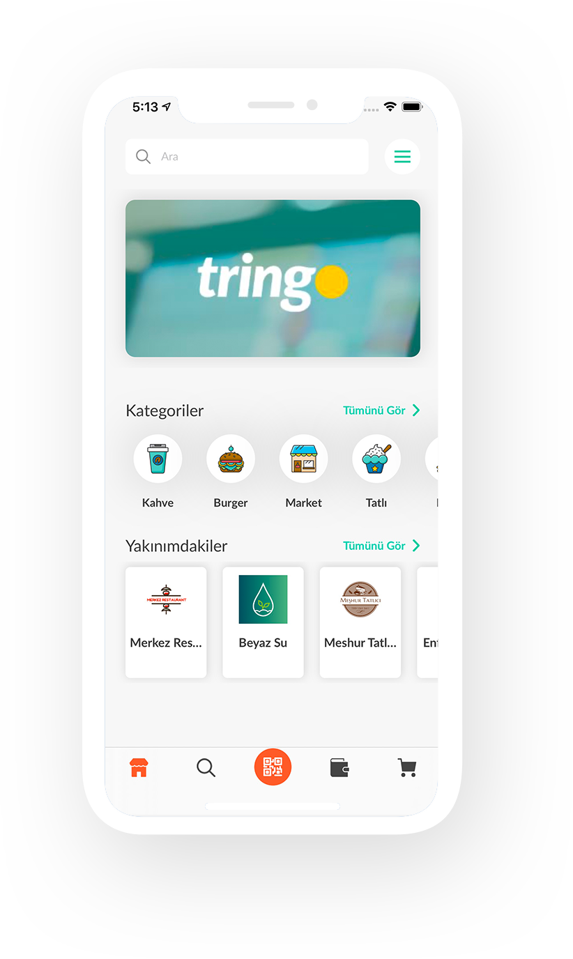 Tringo screenshot
